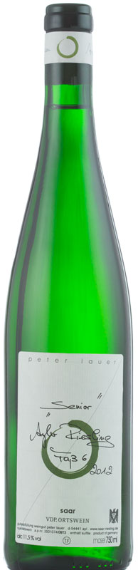 Fass 6 Ayler Riesling Senior, suché