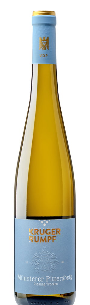 Münsterer Pittersberg Riesling, suché
